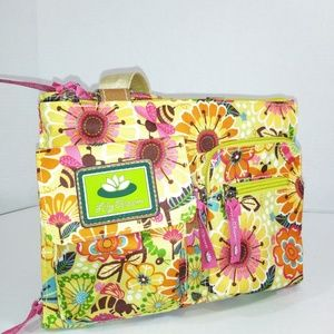 Lily Bloom Busy Bee Adjustable Crossbody Bag